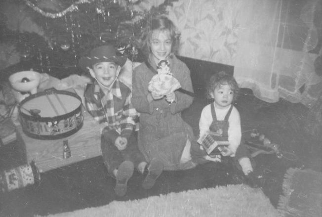 Christmas_-_Custer_Kids   1950's